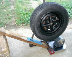 tire shaver machine