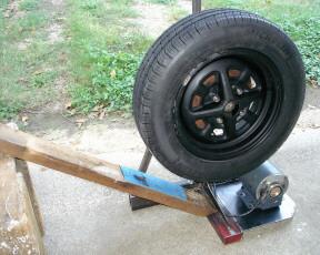 Tire Truing And Balancing